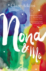 Clare Atkins, author of Nona and Me: Interview