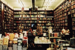 Mysterious bookshop 3