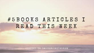 book news articles