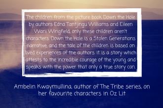 Ambelin Kwaymullina writing tips