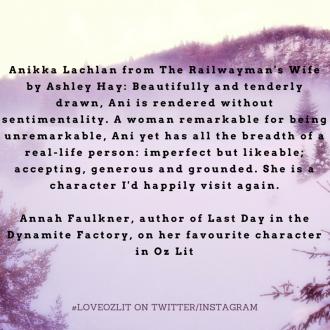 Annah Faulkner writing tips