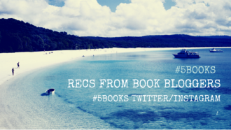 book blogger book recommendation