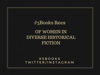 diverse historical fiction rec list