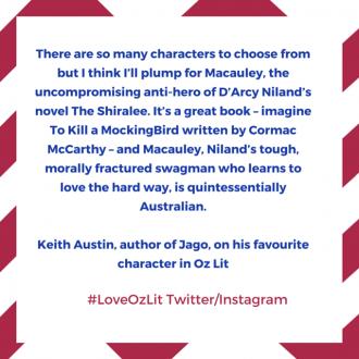 keith austin writing tips