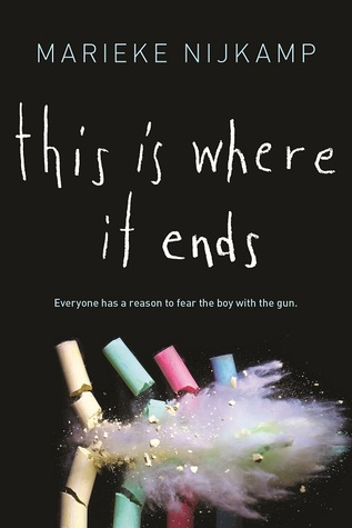 This is where is ends book review