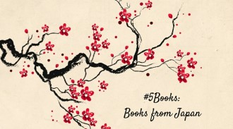 #5Books recs: authors from Japan