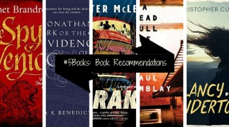#5Books: Book recommendations