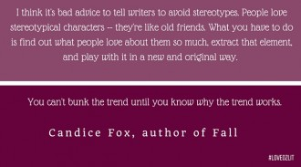 Candice Fox on bucking the trends in writing