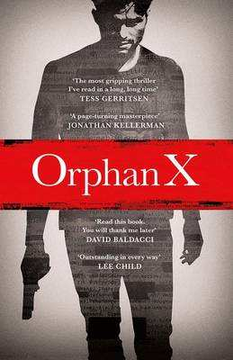 Orphan X by Gregg Hurtwitz