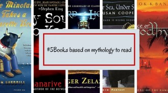 5Books based on mythology to read