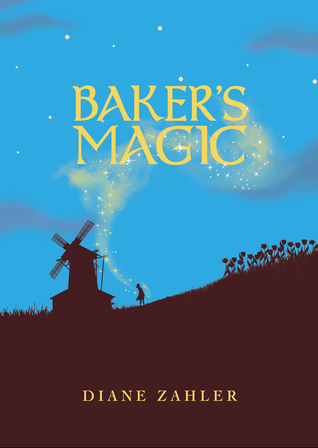 Cover goodness: Bakers Magic