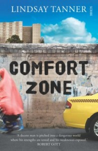 Waiting on Wednesday book rec: Comfort Zone by Lindsay Tanner