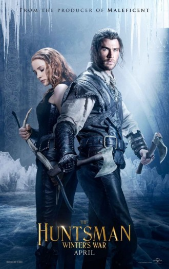The Huntsman and Warrior poster