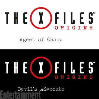 The X-Files YA books: coming soon