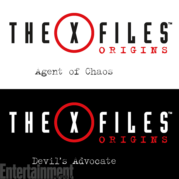 The X-Files YA books: coming soon