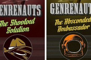 Book rec: Genrenauts by Michael R Underwood