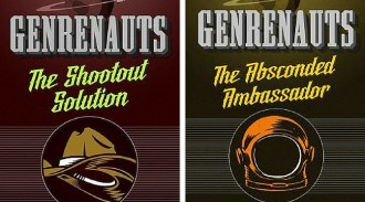 Book rec: Genrenauts by Michael R Underwood
