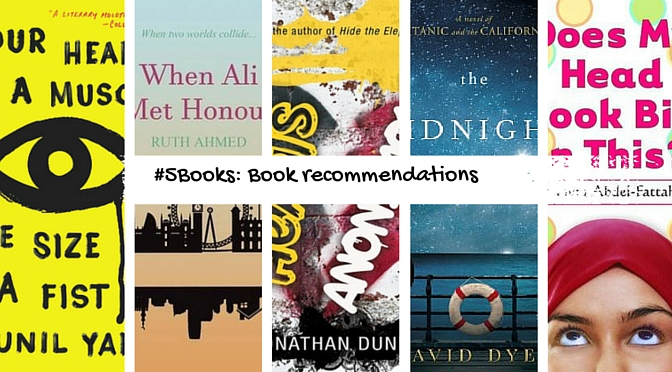 5Books: book recommendations for the week ending 21/02/15