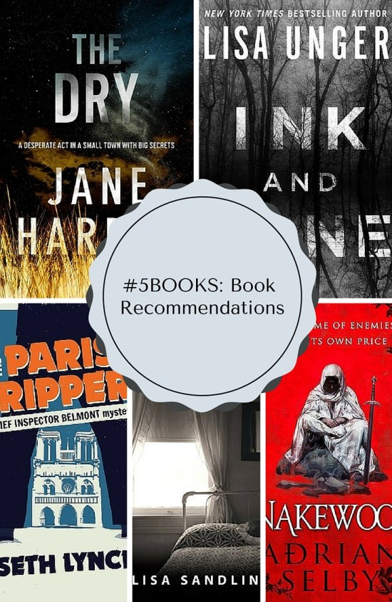 5Books Book Recommendations