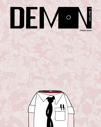 Comic cover love: Demon