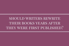 Should authors rewrite their work