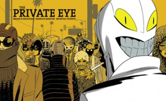 The private eye: graphic novel rec