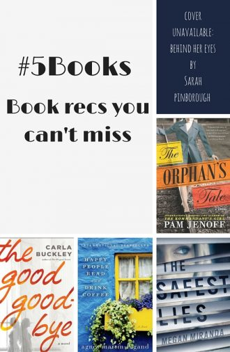#5Books: Book Recs you can't miss#5Books: Book Recs you can't miss