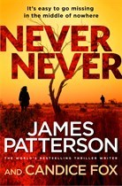 Never Never by James Patterson and Candice Fox book rec