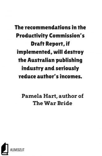 Pamela Hart on the PIR changes