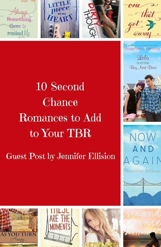 10 Second Chance Romances to Add to Your TBR