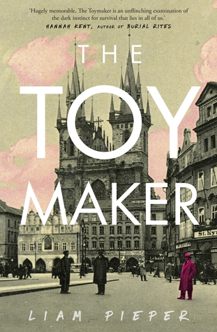 The Toymaker book review