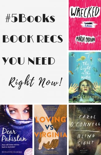 5Book recs posted 250716