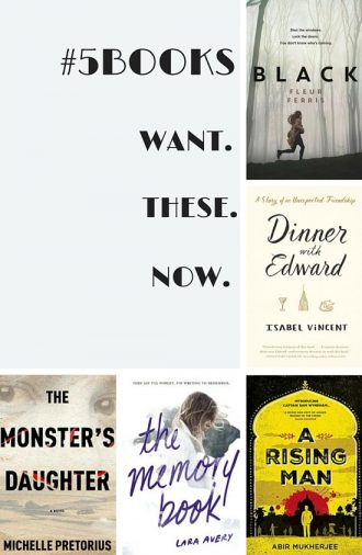 5books you want to read now
