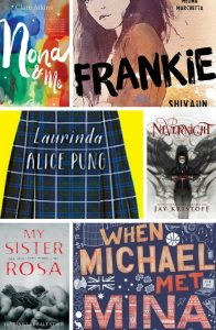 Aussie YA Blog Hop Bookrecs