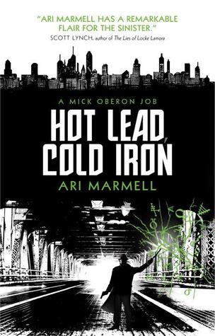 Hot Lead Cold Iron Book review