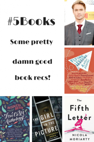5books book recs for the week ending 201116