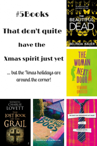 5books book recs for the week ending 41216