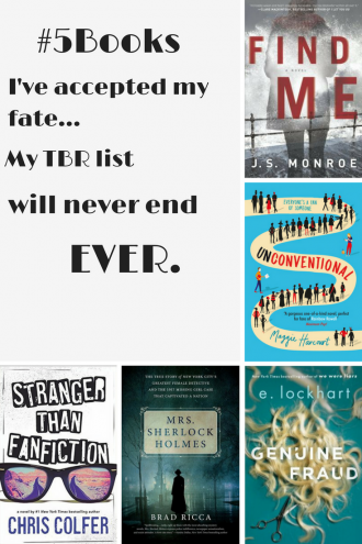 Book recs for the week ending 15/1/17