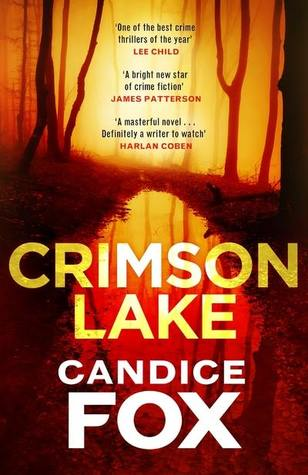Crimson Lake by Candice Fox Book Review