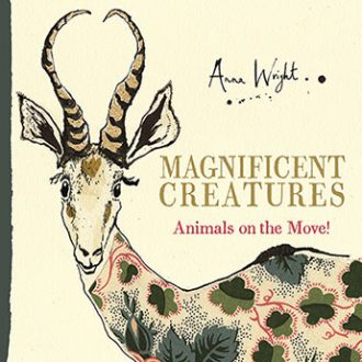 Magnificent Creatures Animals on the move book review