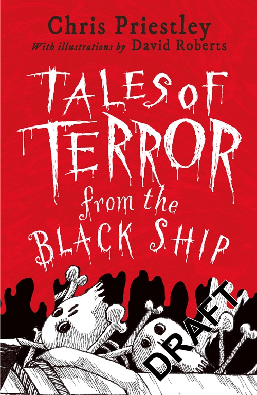 Tales of Teror from the Black ship: #CBCA Review