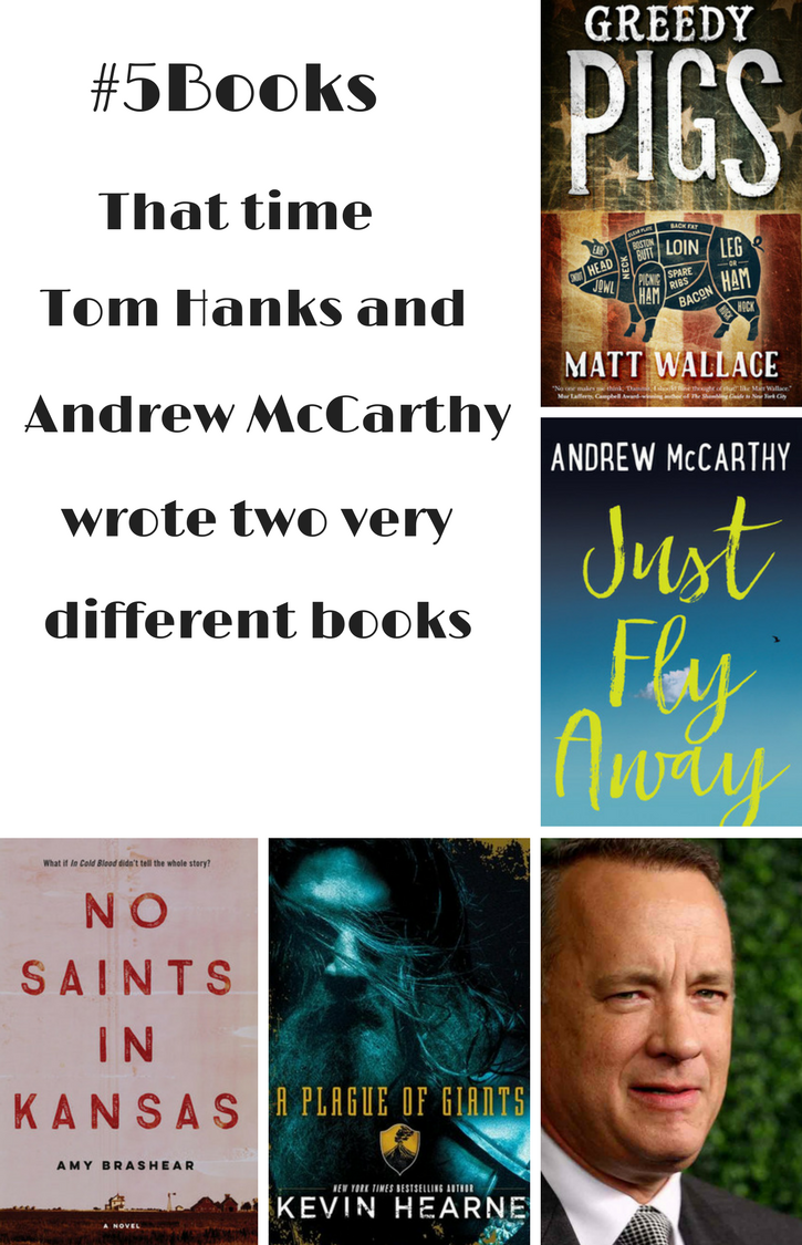 #5Books for the week ending 26 Feb