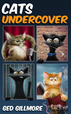 Cats Undercover Book Review
