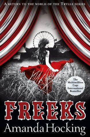 Freeks by amanda hocking book review