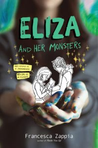 Eliza and her monsters Waiting on Wednesday