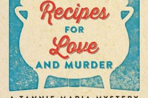 Recipes for Love and Murder book review