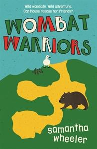 #CBCA book review Wombat Warriors