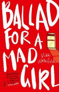 Cant wait Wednesday Ballad for a Mad Girl