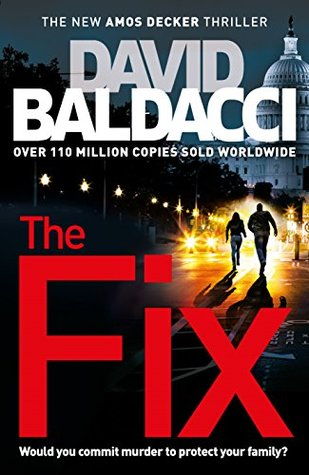The Fix book review Amos Decker 3