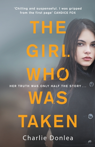 The girl who was taken book review